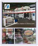 Plastic Film PVC Steel Lamination Machine