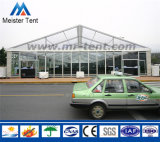 Clear Roof Warehouse Tent with PVC Transparent
