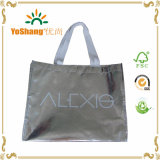 2016 New Style Silver Color Laminated Non Woven Bag