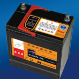 Chinese Cheap 12V Car Battery Jid/DIN Standard Battery