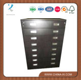 Wood and Metal Cabinet for Home Furniture