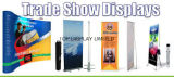 Cutsomed Printed Vinyl Fabric Roller Banner, Retractable Stand, Roll up Stand