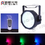 Mini Remote 27LEDs RGB 3in1 Wireless Indoor LED PAR Can Light