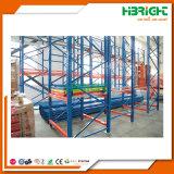 Tear Drop Warehouse Heavry Duty Push Back Storage Rack
