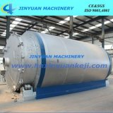 Plastic Recycling Machinery Waste Plastic Pyrolysis Plant
