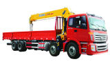 Foton 14 Ton Truck Mounted Crane with Good Price Sq14sk4q