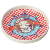 100% Melamine Dinnerware - Kid′s Tablewarecup Pad/Coaster/Food Grade Melamine Tableware (BG027)