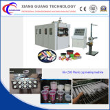 Automatic Plastic Thermoforming Yoghurt Cups Making Machine