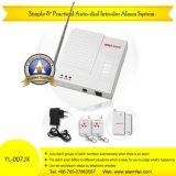 Simple & Practical Wireless Auto-Dial Intruder Alarm System (YL-007JX)