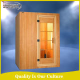 Hemlock Solid Wood Type and Sauna Room Type Sauna Room