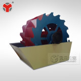 Wheel And Bucket Sand Washing Machine