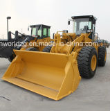 W156 Road Construction Tractor Loader with Cat Engine