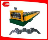 Metal Steel Floor Decking Panel Roll Forming Machine (YX75-900)