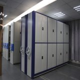 Manual Mobile Archive Compact Steel Cabinet