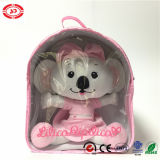 Baby Girl Plush Doll Packed in PVC Bag Soft Toy