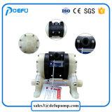 Portable Acid Resistant Small Flow Air Double Diaphragm Pump