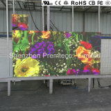 Top European Quality Outdoor LED Screen with P6
