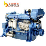 Weichai 400HP Marine Engine Wd12/ Wd618 Boat Diesel Engine with CCS