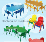 Eco-Friendly Durable Plastic Wholesale Kids Party Furniture for Children