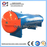 Professional Manufacturer Vulcanizing Tank for Shoes / Rubber Rolls Vulcanization Autoclave