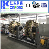 HDPE Steel Wire Skeleton Reinforced Pipe Production Line