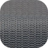 A186 3mm Polyester 3D Mesh Fabric, Breathable Mesh Fabric for Garment with Oeko-Tex