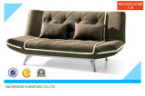 Modern Multifuntional Folding Fabric Sofa Bed