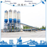Easy Operation 180m3/H Popular Concrete Batching Plant