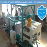 1t Per Hour Maize Mill for Sale for Zambia Nshima
