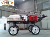 Mini Self Propelled Boom Sprayer (HQPZ-500) with High Quality