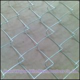 Security Metal Garden Chain Link Stainless Steel Wire Mesh Fencing