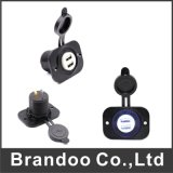 1/2/3/4 Ports Car USB Power Supply
