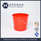 Bucket Plastic Pail Barrel Tub Commode Furniture Water Bucket (8L)