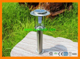 Outdoor Stainless Steel Solar Lawn Light