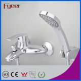 Fyeer High Quality Wall Mounted Bathroom Bath and Shower Faucet
