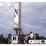 200ton/H Mobile Concrete Mixing Plant on Sale