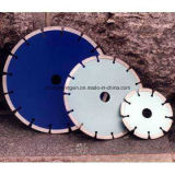 Dry/Wet Type Diamond Saw Blade for Concrete Stone Tile Cutting