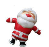 Christmas Inflatable Advertising Santa Claus