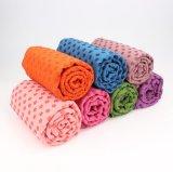 Wholesale Eco Friendly Sport Custom Non Slip Hot Microfiber Yoga Mat Towel