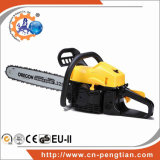 "High Quality 52cc Gasoline Chainsaw with 20"" Chain and Bar"