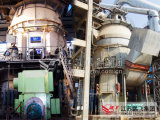 Hrm2800s Vertical Mill for Slag Grinding