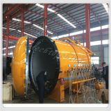 2650X5000mm CE Certified Laminated Glass Autoclave for Bus Glass