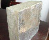 Mineral Wool Basalt Rock Wool Sheet with Aluminium Foil Sandwich Panel
