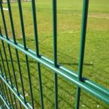 PVC Coated Metal Double Wire Mesh Security Fence for Garden/Sports