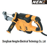 Power Rotary Hammer with Dust Control and Less Vibration (NZ30-01)