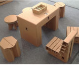 Paper Furniture for School or Office