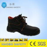 Genuine Leather S1p Industrial Safety Shoe