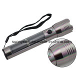 1W High Bright Solar LED Flashlight for Outdoor Camping Emergency