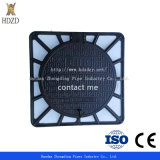Lockable Customized Square and Round Ductile Cast Iron Manhole Cover and Frame