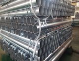 Top 500 China Youfa Brand Hot Rolled Mild Steel Galvanized Round Tube